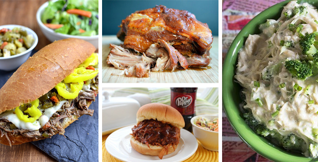 The Best 5-ingredient Slow Cooker Recipes