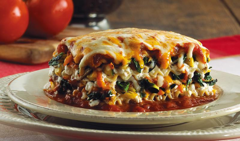 The Ultimate Slow Cooker Veggie Lasagna Recipe