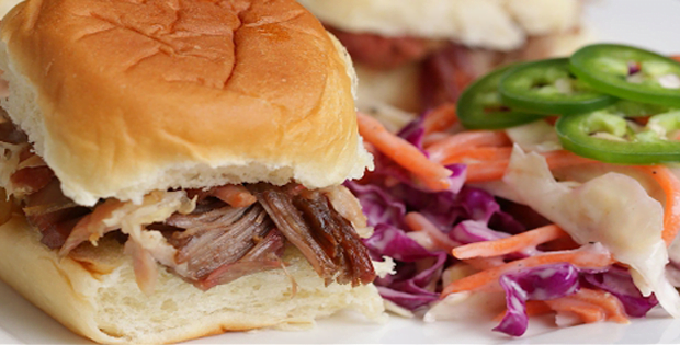 A Very Irresistible Slow Cooker Bacon-Wrapped Pulled Pork [VIDEO]