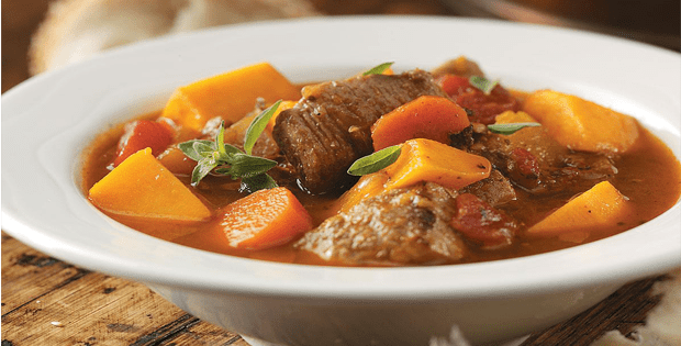 Slow Cooker Southwestern Pork And Squash Soup