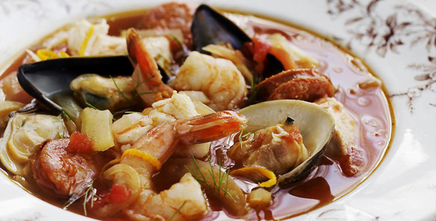 The Ultimate Seafood Crock Pot Fisherman's Stew (Cioppino)