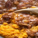 A Family Favorite Slow Cooker Sweet Potato Casserole