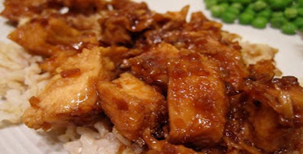 Crock Pot Honey Sauced Chicken