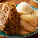Slow Cooker Pumpkin-Apple Dessert