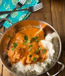 Slow-Cooked Chicken Tikka Masala