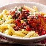 Slow-Cooker 3 Ingredient Italian Chicken