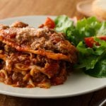 Easy Slow-Cooker Lasagna